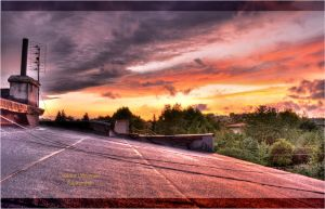 Roof View by klinone
