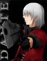 Devil May Cry: Dante by SoulTribute13