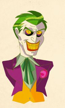The Joker by 1933Oliver