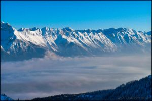 Southern Bavarian Alps ... by Licate