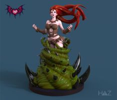 Succubus Publishing: Devil Summoner by HazardousArts
