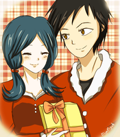 Mangaquest Christmas! by miyamiyah