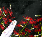 Song of the cluster amaryllis by muttiy