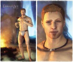 Alistair Underwear (DAO) by deexie