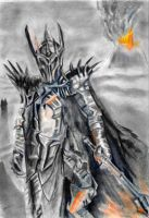 Sauron by kill312