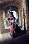 Queen of Hearts Cosplay - Alice Madness Return [I] by aryane-moon