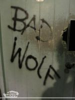 Bad Wolf by AndrewNickson