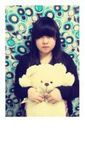 Me with Doll by lovewhizkidz
