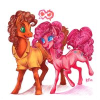 Pinkie Sandwich by Aspendragon