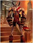 kratos by betteo