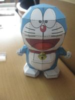 Doraemon Papercraft by mirver