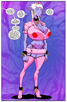 Healer or Nurse Syx by Scratchtastic