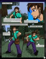 Minecraft: The Awakening Pg15 by TomBoy-Comics