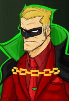 alan scott by samuraiblack