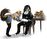 Burgers by animefreakX33
