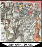 Happy Madness Day 2013 by DracorusTerra