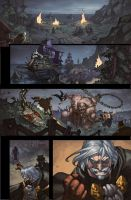 WoW Curse of the Worgen 5 pg05 by Tonywash