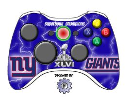 NewYork Giants concept by chrisfurguson