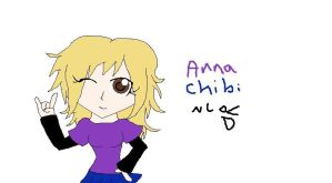 Anna Chibi by Shadowismrevilgecko