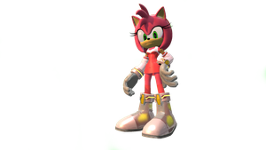 Sonic Boom: Amy by Legoguy9875