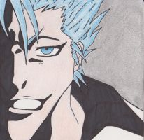 Grimmjow by XxxHimari-chanxxX