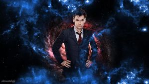 10th Doctor BWP by chriscastielredy