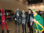 Armageddon Expo 2012 - Syaoran Li, and Mass Effect by fulldancer-alchemist