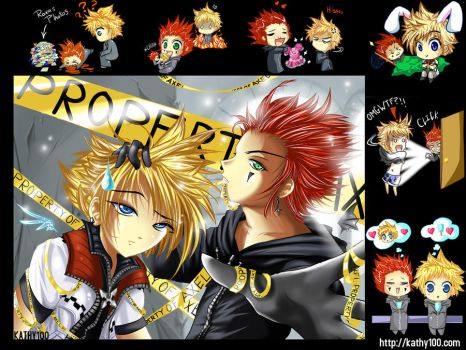 Why Roxas Left by kathy100