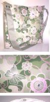 Girly Camo Purse by RyuuseiHime