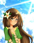 Plant Life by smile-himechii