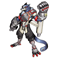 MMD MachGaoGamon by Zoroark67