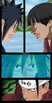 Naruto 624: Stares by IITheDarkness94II
