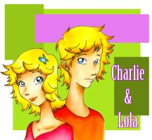 Charlie and lola by shadoru flames on deviantart