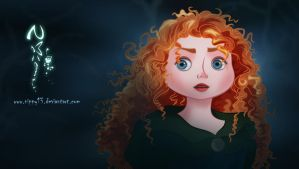 Merida - Brave 02 by Nippy13
