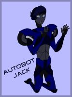 TFP: Autobot Jack by TMNT-Raph-fan