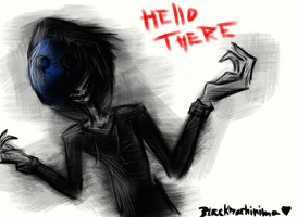 Eyeless Jack by BlackMachinima