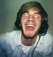 Hello, Pewdie! by shaolinfeilong