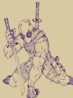 Deadpool by SaintYak