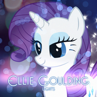 Ellie Goulding - Lights (Rarity) by AdrianImpalaMata