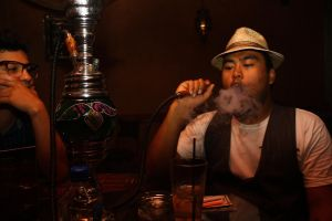 Hookah in Samal by djqcookie