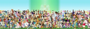 The Great Big Harvest Moon Collaboration!!! by Dext