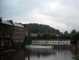 Prattville Dam by Eco-Cate