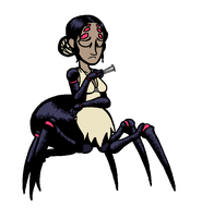 Day6- Spider Girl by Noland005