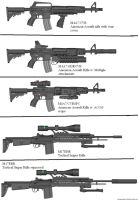 Military Weapon Variants 44 by Marksman104
