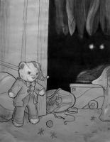 Teddy Bears and Nightmares by VFire