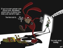 Avoid the Noid by toadcroaker