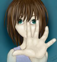 Reaching Out by Emma-Sophie