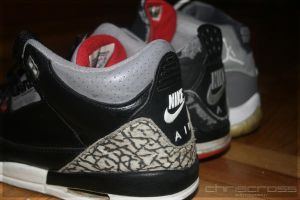 Air Jordan 3, 4, 11 by chriscr0ss
