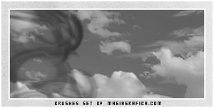 Smoke and clouds brushes by Magiagrafica