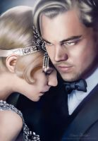 The Great Gatsby by MonicaHooda